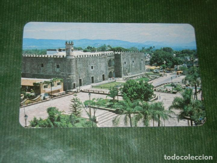 MEXICO. CUERNAVACA - MUSEO CUAUHNAHUAC - PALACIO DE CORTES - CIRCULADA (Postales - Postales Extranjero - América)