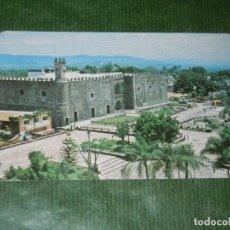 Postales: MEXICO. CUERNAVACA - MUSEO CUAUHNAHUAC - PALACIO DE CORTES - CIRCULADA. Lote 164961986