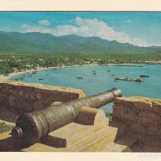 Postales: POSTAL BAHIA DE JUANGRIEGO. ISLA MARGARITA (VENEZUELA). Lote 165686846