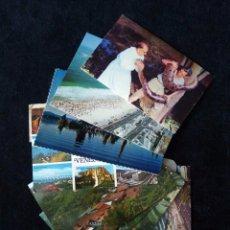 Postales: LOTE DE 9 POSTALES DE SUDAMÉRICA. AÑOS 60-70, CIRCULADAS . Lote 166349230