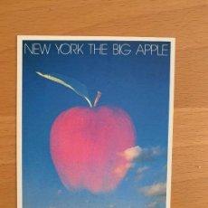 Postales: NEW YORK. THE BIG APPLE. Lote 194749513