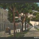 Postales: CUBA-LA HABANA-PASEO DEL PRADO-POSTAL ANTIGUA-VER FOTOS-(60.707). Lote 168743256