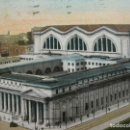 Postales: NEW YORK-PENNSYLVANIA RAILROAD TERMINAL-POSTAL ANTIGUA-VER FOTOS-(60.752). Lote 168744520