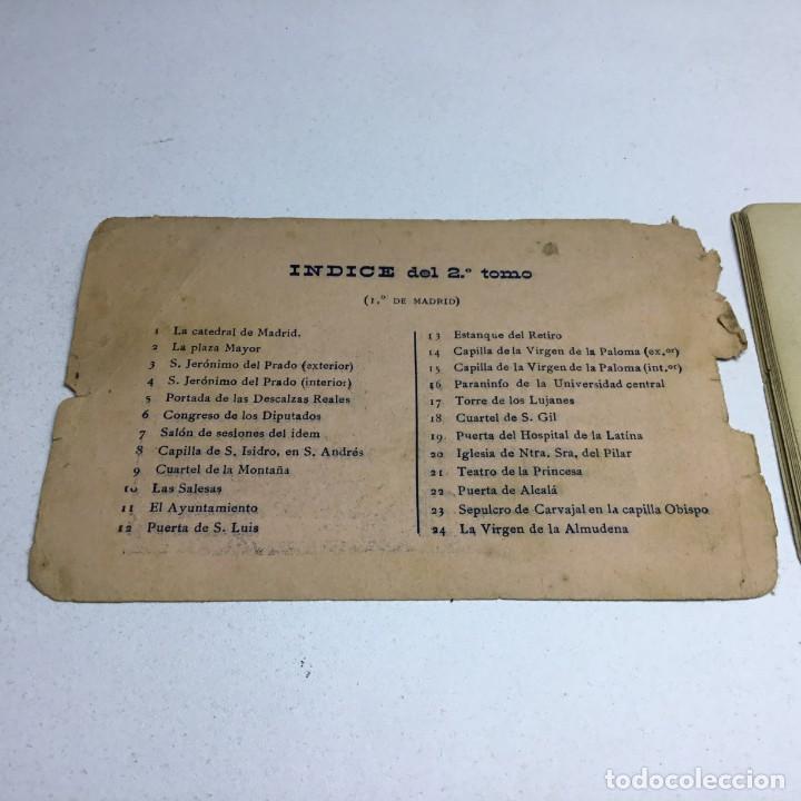 Postales: VISTAS COMPLETAS DE ESPAÑA CUBA - TOMO I - UN REAL - ANTERIOR A 1900 - 1ª PÁGINA ROTA - Foto 5 - 171011305