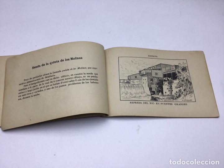 Postales: VISTAS COMPLETAS DE ESPAÑA CUBA - TOMO I - UN REAL - ANTERIOR A 1900 - 1ª PÁGINA ROTA - Foto 6 - 171011305