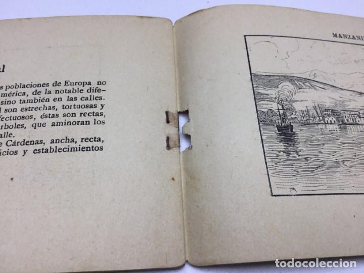 Postales: VISTAS COMPLETAS DE ESPAÑA CUBA - TOMO I - UN REAL - ANTERIOR A 1900 - 1ª PÁGINA ROTA - Foto 7 - 171011305