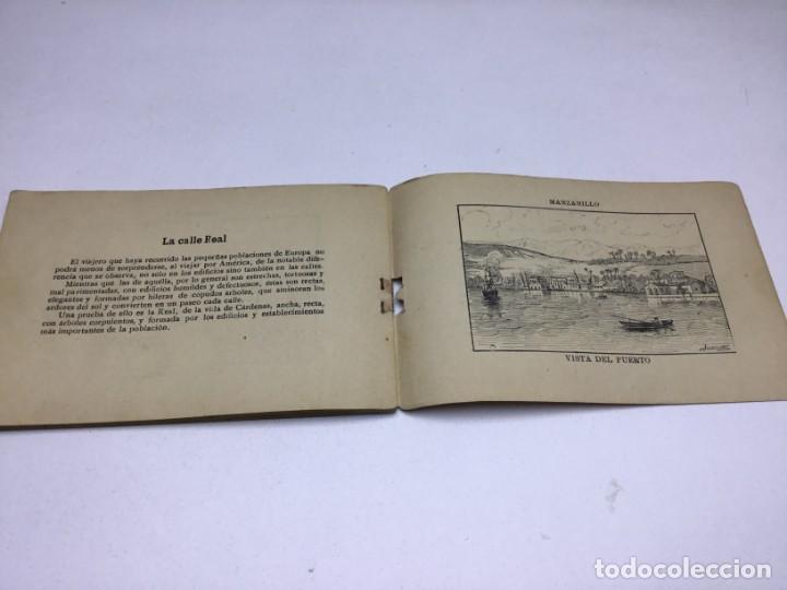 Postales: VISTAS COMPLETAS DE ESPAÑA CUBA - TOMO I - UN REAL - ANTERIOR A 1900 - 1ª PÁGINA ROTA - Foto 8 - 171011305