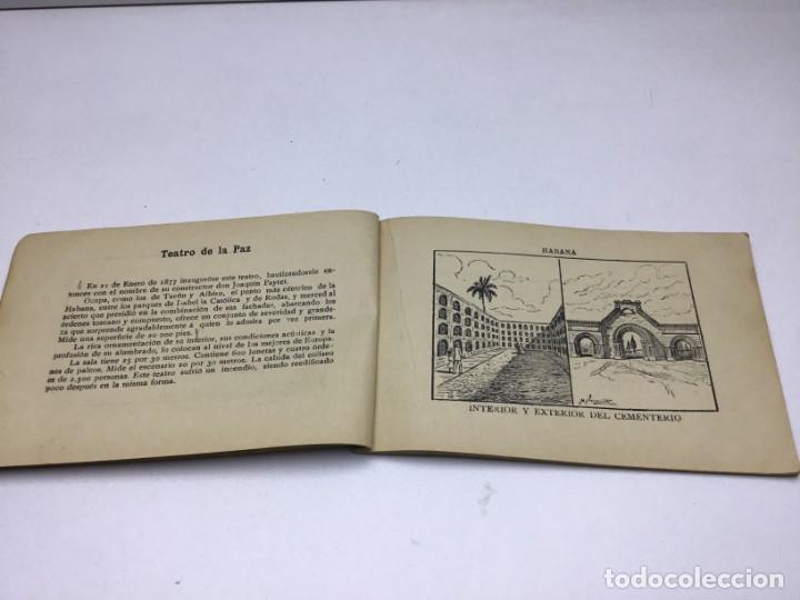 Postales: VISTAS COMPLETAS DE ESPAÑA CUBA - TOMO I - UN REAL - ANTERIOR A 1900 - 1ª PÁGINA ROTA - Foto 9 - 171011305