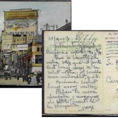 Postales: POSTAL AÑO 1910 * NEW YORK , BROADWAY *. Lote 171569942