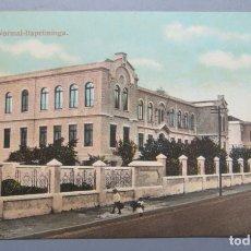 Postales: POSTAL. BRASIL. ESCOLA NORMAL. ITAPETININGA. CAMILO LELLIS. SC. Lote 173063604