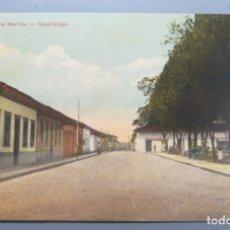 Postales: POSTAL. BRASIL. RUA SALDANHA MARINHO. ITAPETININGA. CAMILO LELLIS. SC. Lote 173063639