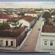 Postales: POSTAL. BRASIL. PANORAMA DE ITAPETININGA. CAMILO LELLIS. SC. Lote 173063655