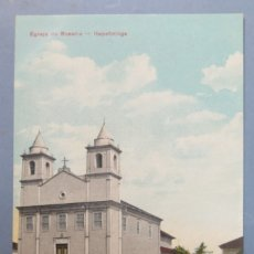 Postales: POSTAL. BRASIL. EGREJA DO ROSARIO. ITAPETININGA. CAMILO LELLIS. SC. Lote 173064199