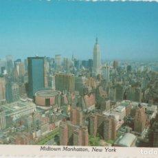 Postales: POSTALES POSTAL NEW YORK ESTADOS UNIDOS. Lote 173641228