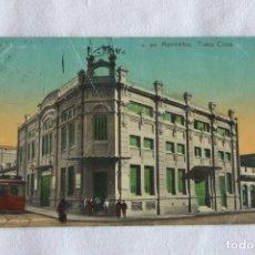 Postales: POSTAL TEATRO COLON, MONTEVIDEO, ARGENTINA 1915. Lote 174209233