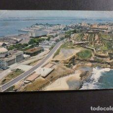 Postales: SAN JUAN DE PUERTO RICO VISTA AEREA DEL CAPITOLIO POSTAL. Lote 174537925