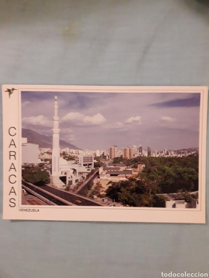 POSTAL DE VENEZUELA CARACAS (Postales - Postales Extranjero - América)