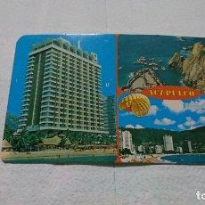 Postales: POSTAL MÉXICO, ACAPULCO. Lote 175902225