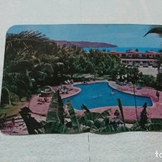 Postales: POSTAL MÉXICO, ACAPULCO, ALBERCA DEL MOTEL ACAPULCO. Lote 175905455