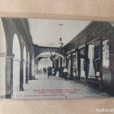 Postales: POSTAL DE MÉXICO. OAXACA. INETRIOR DEL PORTAL DE CLAVERÍA. Nº 46. Lote 176475204
