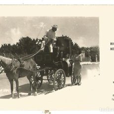 Postales: ANTIGUA POSTAL RECUERDO DE MERIDA YUCATAN MEXICO DOTO M . F . NO DIVIDIDA NE NC AÑOS 40 50. Lote 176483729