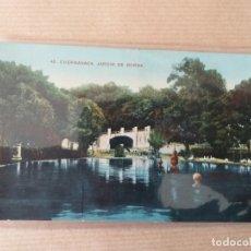 Postales: POSTAL DE MÉXICO. JARDÍN DE BORDA, Nº 45. CUERNAVACA. Lote 176615583