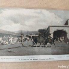 Postales: POSTAL DE MÉXICO. Nº 954, UN RINCÓN DEL MERCADO DE CUERNAVACA. Lote 176616309