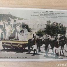 Postales: POSTAL DE MÉXICO. RECUERDOS DEL CENTENARIO DE JUAREZ, EN ÁLAMOS, SONORA. Lote 176675207