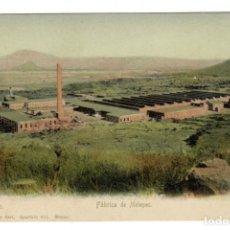 Postales: ALTIXCO - FÁBRICA DE METEPEC / 200 LATAPI Y BERT. MÉXICO. Lote 177721473