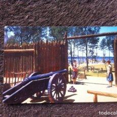 Postales: POSTAL-POST CARD. JAMES FORT, JAMESTOWN, VIRGINIA. NO ESCRITA. Lote 178272918