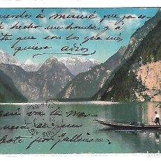 Postales: POSTAL ARGENTINA - VISTA PARCIAL. PURGER & CO. 1013. Lote 180921735