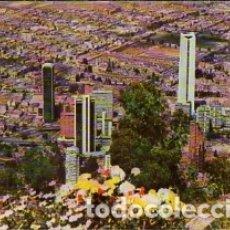 Postales: COLOMBIA - VISTA AEREA DEL CENTRO INTERNACIONAL DE BOGOTA - ESCRITA AL DORSO. Lote 182880183