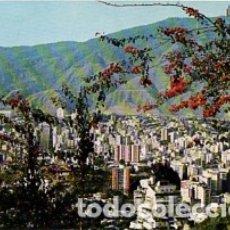 Postales: VENEZUELA - CARACAS - VISTA GENERAL DEL ESTE - ESCRITA AL DORSO. Lote 182880655