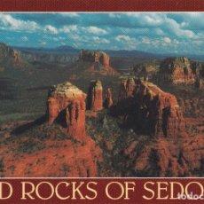 Postales: EUA, ARIZONA, SEDONA, ROCAS ROJAS – PHOTO BOB BRADSHAW – S/C. Lote 182881392
