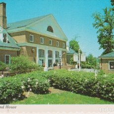 Postales: EUA, ABERDEEN, MARYLAND, MARYLAND HOUSE – D.E.TRUB 137175 – S/C. Lote 182882976