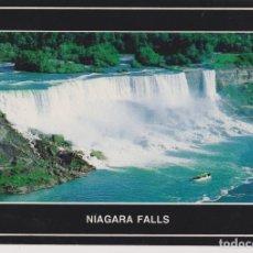 Postales: CANADA, CATARATAS DE NIAGARA – NIAGARA PARKS – S/C. Lote 182883373