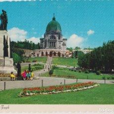Postales: CANADA, MONTREAL, ORATORIO DE SAN JOSÉ – S/C. Lote 182883737