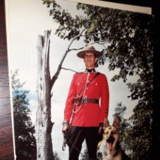 Postales: Nº 33083 POSTAL GUARDIANS OF LAW THE ROYAL CANADIAN MOUNTED POLICE. Lote 182898077