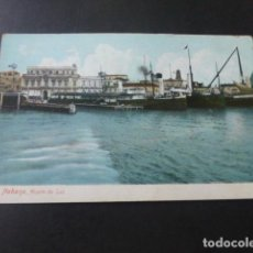 Postales: LA HABANA CUBA MUELLE DE LUZ. Lote 183426647