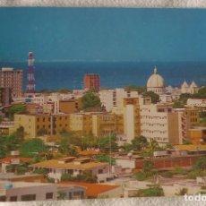 Postales: POSTAL ISLA DE MARGARITA PORLAMAR-VENEZUELA. Lote 183529591