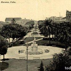 Postales: CUBA. - HABANA HAVANA. INDIAN PARK. Lote 184323980