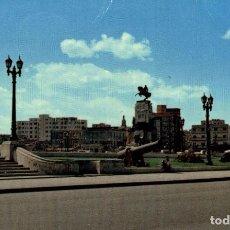 Postales: PARQUE MACEO DE LA HABANA CUBA. Lote 184324156