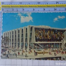 Postales: POSTAL DE ESTADOS UNIDOS. AÑO 1964. NEW YORK NUEVA YORK, FERIA MUNDIAL THE HALL OF EDUCATION. 1813. Lote 187458471