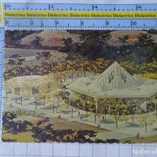 Postales: POSTAL DE ESTADOS UNIDOS. AÑO 1964 NEW YORK NUEVA YORK EXPOSICIÓN MUNDIAL SCIENCE PAVILION 1816. Lote 187458615