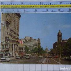 Postales: POSTAL DE ESTADOS UNIDOS. AÑO 1965. WASHINGTON DC PENNSYLVANIA AVENUE. 1823. Lote 187458843