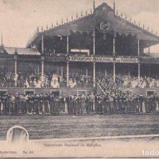 Postales: MONTEVIDEO (URUGUAY) - HIPODROMO NACIONAL DE MAROÑAS. Lote 191826057