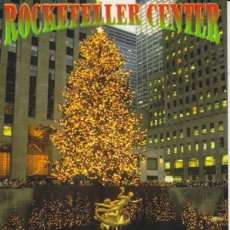 Postales: NEW YORK, EL ROCKEFELLER CENTER - ALMA 1298X - S/C. Lote 191979961