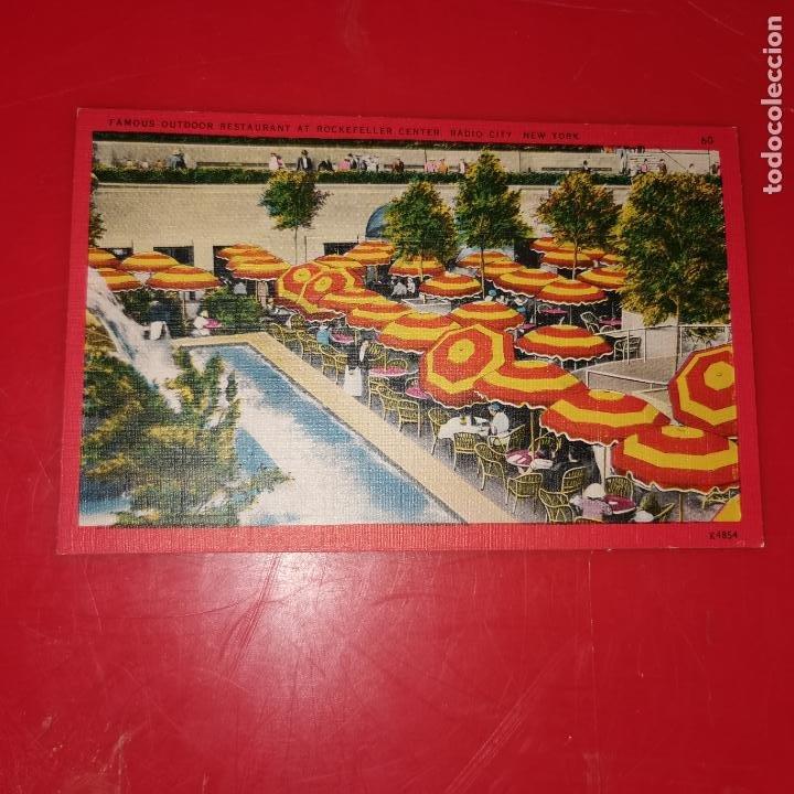 Postales: Lote 11 postales de Nueva York año 1950 sin circular Muy buen estado - Foto 9 - 192225127