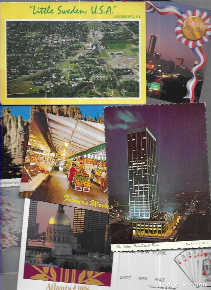 Postales: 90 postales ESTADOS UNIDOS ( 2 ) - Foto 2 - 192465146