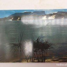 Postales: POSTAL SALTOS DE AGUA EN CANAIMA. VENEZUELA 1959. BONITOS SELLOS. Lote 193072968
